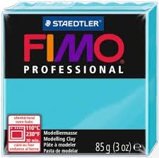 FIMO professional modelling clay 85g - turquoise 32 G800432