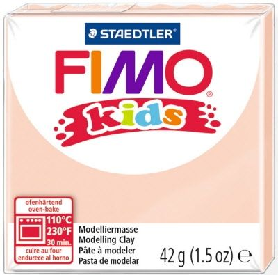 FIMO Kids modelling clay 42g - flesh 43 G803043