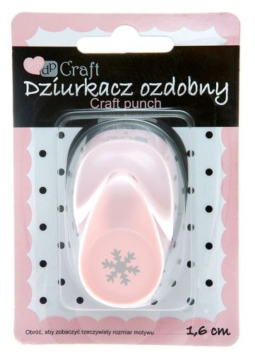 Craft punch 1,6cm - Snowflake 2 JCDZ-105-059