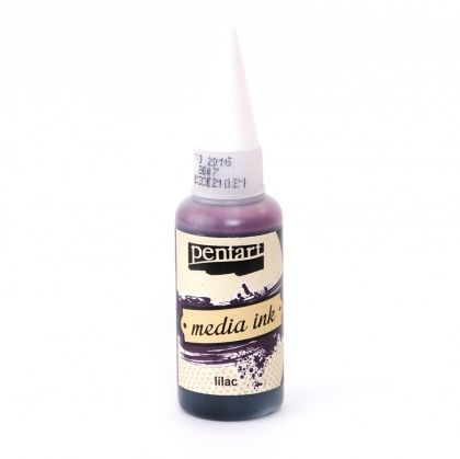 Media ink 20 ml - lilac P21021