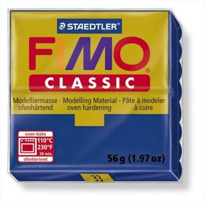 FIMO classic modelling clay 56g - ultramarine 33 G800033