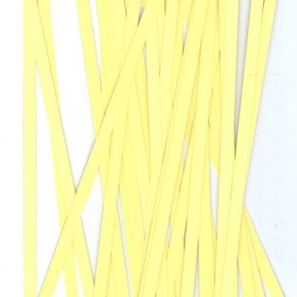 Quilling paper 4mm - light yellow Y01-4