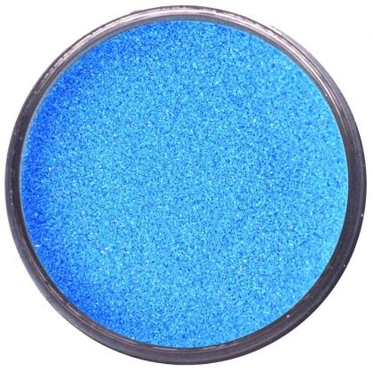 Embossing powder 15ml - Primary Lagoon WH02R