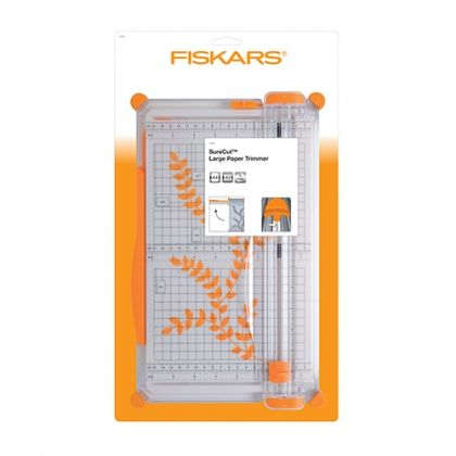 Craft trimmer Fiskars Personal SureCut A4, 30cm - FI4153