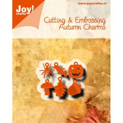 Cutting and embossing stencil - Autumn Charms 6002-0780