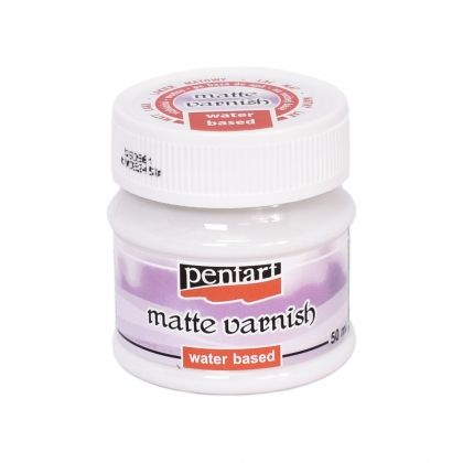 Matte varnish 50ml - P2450