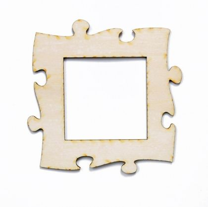 Wooden frame puzzle - IDEA0296