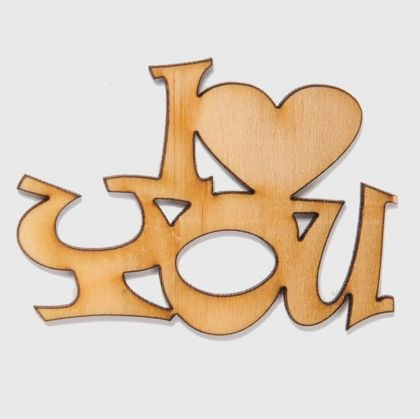 Chipboard - LOVE 4 IDEAN0702