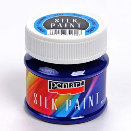 Silk paint 50ml - azure P17794