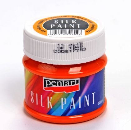 Silk paint 50ml - sun yellow P17768