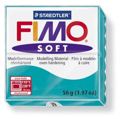 FIMO soft modelling clay 56g - peppermint 39 G802039