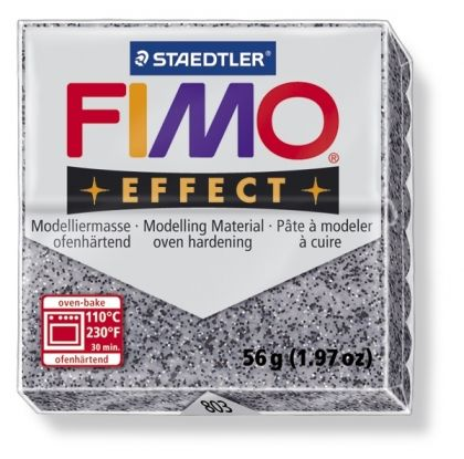 FIMO effect modelling clay 56g - granite 803 G8020803