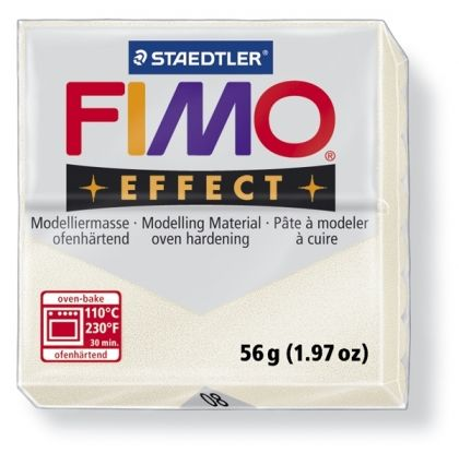 FIMO effect modelling clay 56g - metallic mother-of-pearl 08 G802008