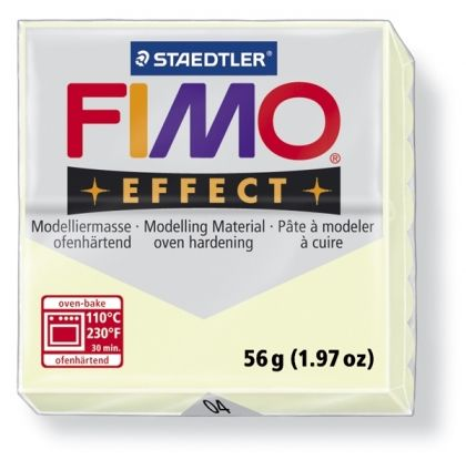 FIMO effect modelling clay 56g - nightglow 04 G802004