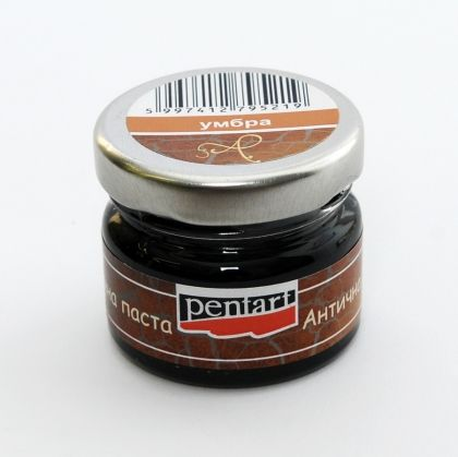 Antique paste 20 ml - umber P2481
