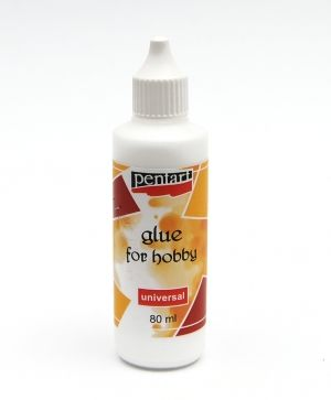 Glue for hobby 80ml - P4012