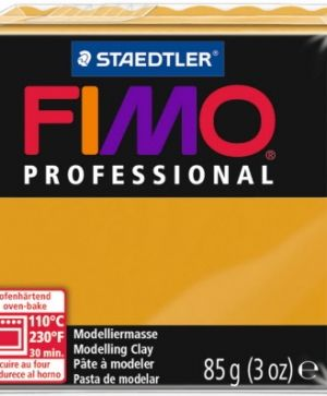 FIMO professional modelling clay 85g - ochre 17 G800417
