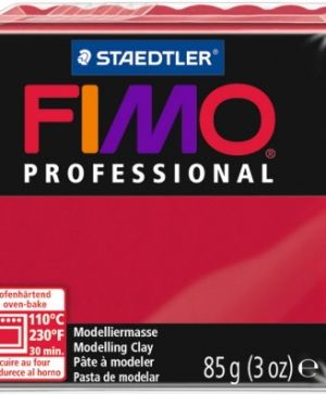 FIMO professional modelling clay 85g - carmine 29 G800429