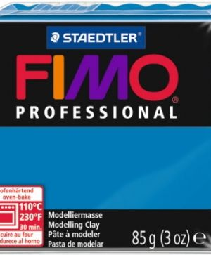 FIMO professional modelling clay 85g - true blue 300 G8004300