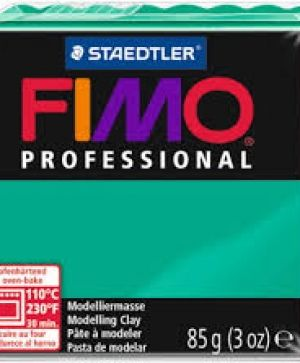 FIMO professional modelling clay 85g - true green 500 G8004500