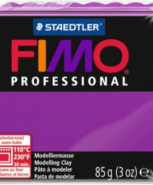FIMO professional modelling clay 85g - violet 61 G800461