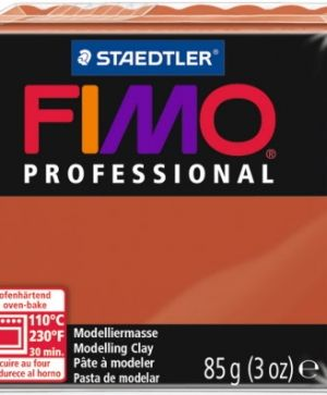 FIMO professional modelling clay 85g - terracotta 74 G800474