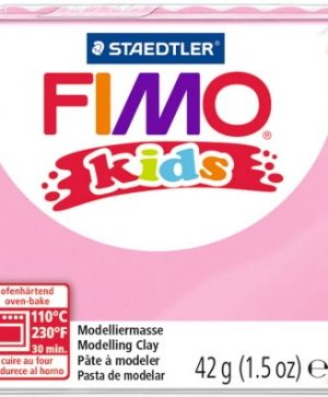 FIMO Kids modelling clay 42g - rose 25 G803025