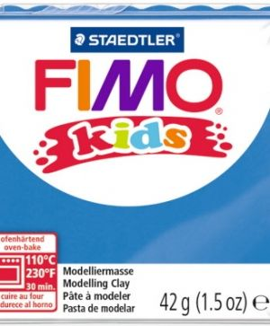 FIMO Kids modelling clay 42g - blue 3 G80303