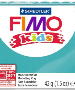 FIMO Kids modelling clay 42g - turquoise 39 G803039