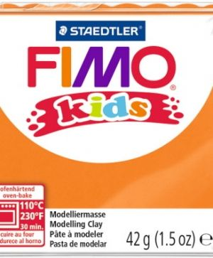 FIMO Kids modelling clay 42g - orange 4 G80304