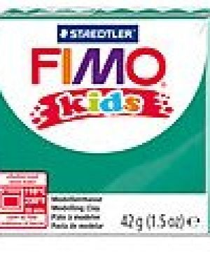 FIMO Kids modelling clay 42g - green 5 G80305