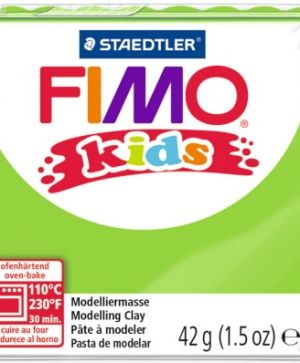 FIMO Kids modelling clay 42g - light green 51 G803051