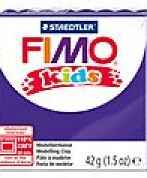 FIMO Kids modelling clay 42g - lilac 6 G80306