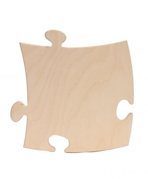 Wooden puzzle for wall, module 1 - IDEA0573