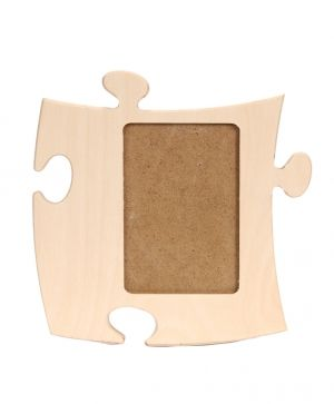 Wooden puzzle for wall, module 3 - IDEA0781