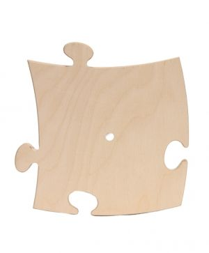 Wooden puzzle for wall, module 8 - IDEA0785