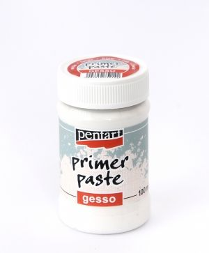 Primer paste (gesso) 100 ml - white P20761