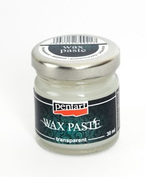 Wax paste - transparent - 30 ml - P21330
