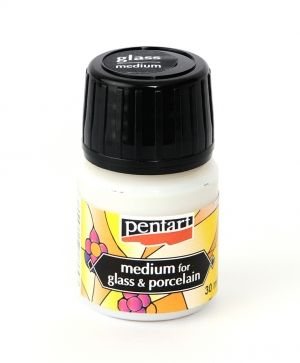 Medium for glass & porcelain paint 30ml - P21350