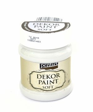 Dekor paint, soft 230 ml - off- white P21483