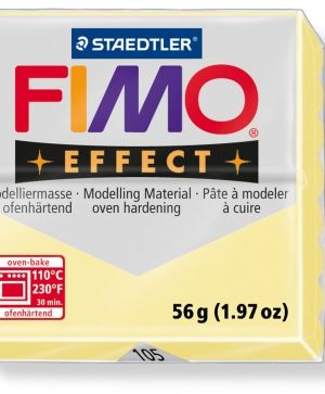 FIMO effect modelling clay 56g - pastel vanilla 105 G8020105
