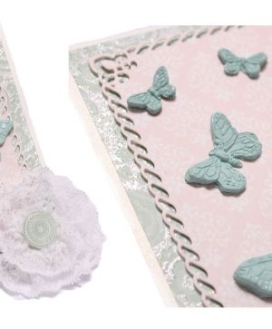 Embossing powder 15ml - Pastel Pink WM01R