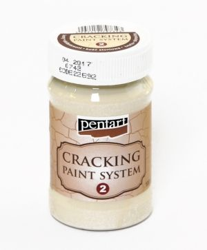 Cracking paint system 2, 100 ml - ivory P22692