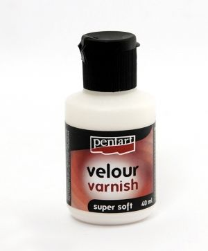 Velour varnish - 40ml P24519