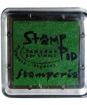 Small pigment pad - green WKP02P