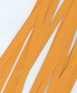 Quilling paper 6mm - yellow ochre Y08-6
