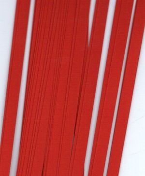 Quilling paper 6mm - red R08-6
