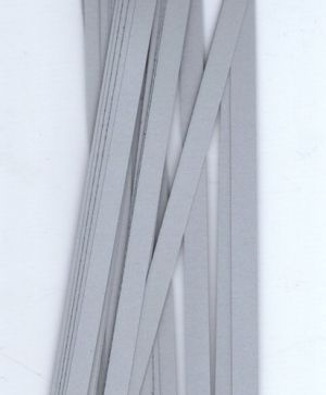 Quilling paper 6mm - grey BW05-6