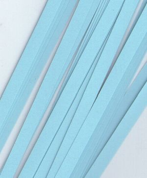 Quilling paper 6mm - light blue B01-6