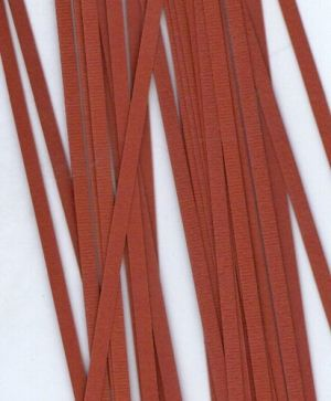 Quilling paper 4mm - brick brown N08-4